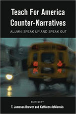 Teach for America Counter Narratives cover