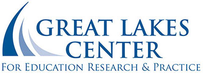 Great Lakes Center logo blue