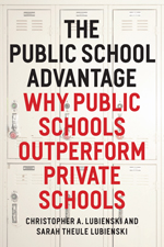 The public school advantage cover